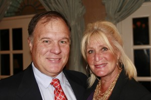 William Leisman, III and Susan Wornick at the ESSCO-MGH Benefit